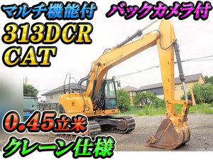 CAT  Excavator 313DCR 2013 3,994h_1