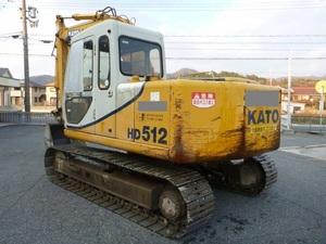 KATO Excavator_2