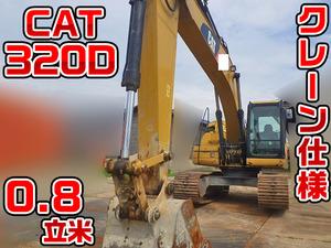 CAT  Excavator 320D 2011 6,210.8h_1