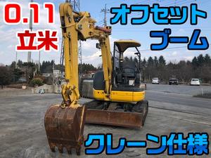 KOMATSU  Excavator PC38UU-5 2011 2,481h_1