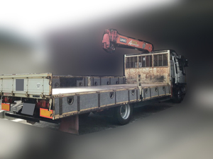 Ranger Truck (With 6 Steps Of Unic Cranes)_2