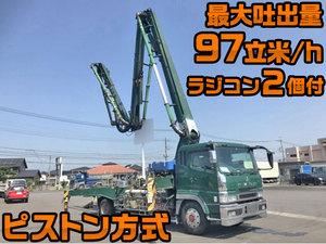 Super Great Concrete Pumping Truck_1