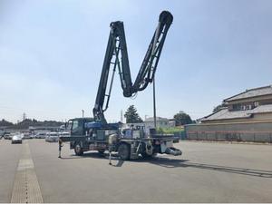 Super Great Concrete Pumping Truck_2