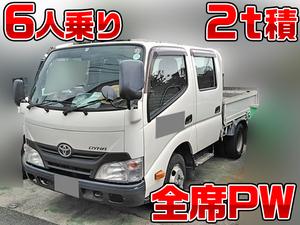 TOYOTA Dyna Double Cab TKG-XZU605 2014 108,030km_1