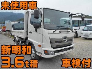 HINO Ranger Dump 2KG-FC2ABA 2019 1,204km_1