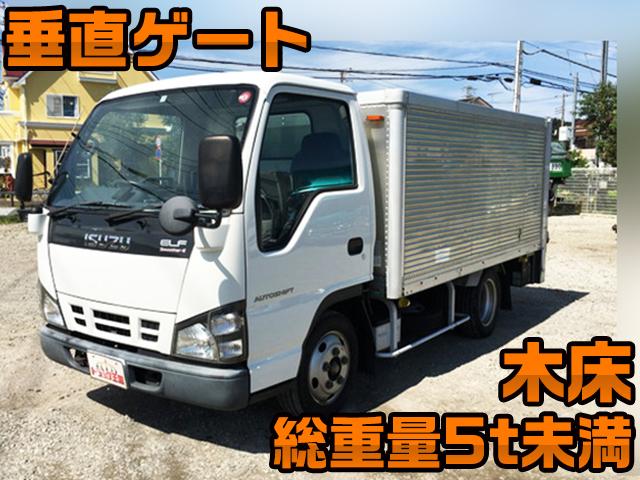 ISUZU Elf Aluminum Van PB-NKR81AN 2006 _1