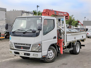 Canter Truck (With 3 Steps Of Unic Cranes)_2