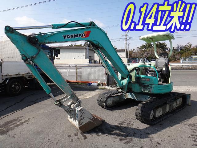 YANMAR  Mini Excavator ViO50 1994 3,543h_1