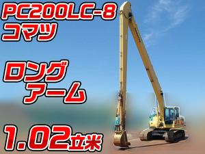 KOMATSU  Excavator PC200LC-8 2007 _1