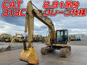 CAT  Excavator 313C 2006 _1