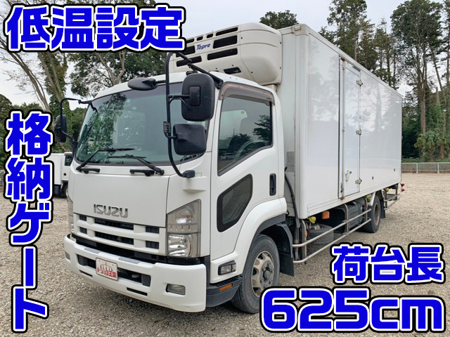 ISUZU Forward Refrigerator & Freezer Truck SKG-FRR90S2 2012 430,943km_1