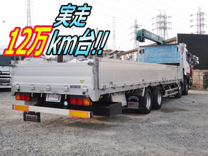 Quon Truck (With 4 Steps Of Unic Cranes)_2
