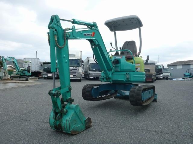 KOMATSU  Mini Excavator PC20FR-2  718h_1