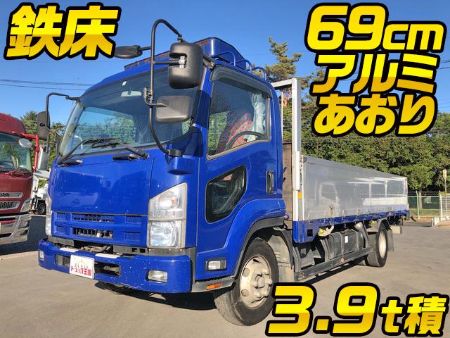 ISUZU Forward Aluminum Block PKG-FRR90S2 2010 473,290km_1