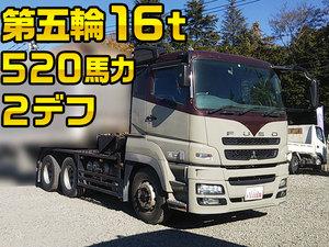 MITSUBISHI FUSO Super Great Trailer Head QDG-FV50VJR 2012 739,319km_1