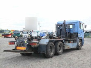 Quon Container Carrier Truck_2