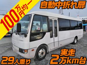 MITSUBISHI FUSO Rosa Micro Bus PA-BE63DG 2006 21,094km_1