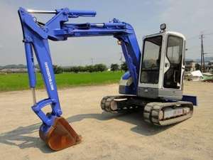 MITSUBISHI HEAVY INDUSTRIES Mini Excavator_1