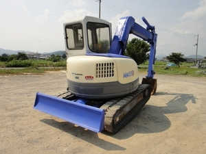 MITSUBISHI HEAVY INDUSTRIES Mini Excavator_2