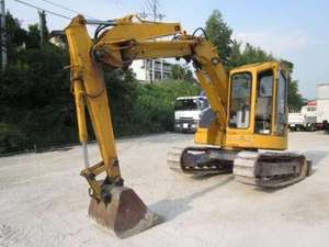 KATO Excavator_1