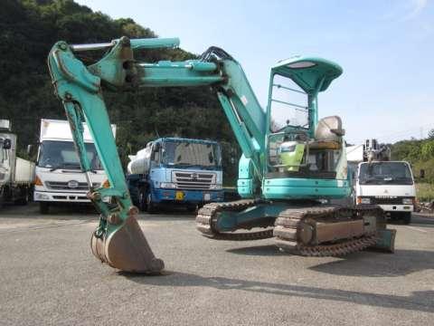 Japanese Used YANMAR Mini Excavator B4U for Sale | Inquiry
