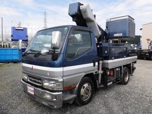 MITSUBISHI FUSO Canter Cherry Picker KK-FE53EB (KAI) 2001 152,426km_1