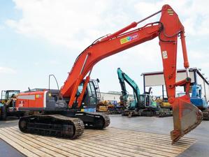 HITACHI Excavator_2