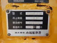 KOMATSU Others Mini Excavator PC30MR-3 2013 2,328h_38