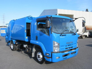 Forward Garbage Truck_2