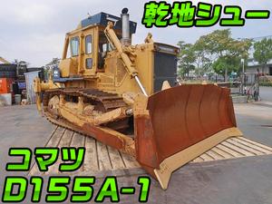 KOMATSU Others Bulldozer D155A-1 1984 7,309h_1