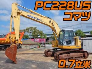 KOMATSU Others Excavator PC228US-3E0 2006 -_1