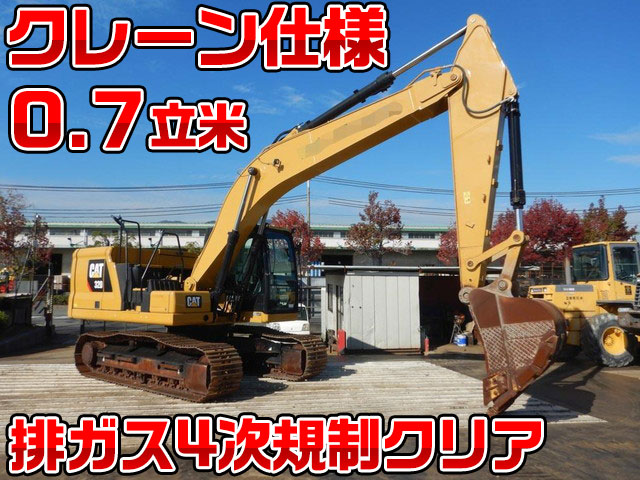 CAT Others Excavator 320 2017 4,511h_1