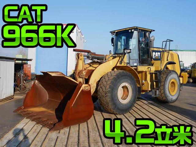 CAT Others Wheel Loader 966K 2013 10,361h_1