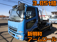 MITSUBISHI FUSO Fighter Arm Roll Truck PA-FK71D 2007 282,604km_1