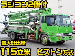 Profia Concrete Pumping Truck_1