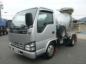 ISUZU Elf Mixer Truck PB-NKR81N 2005 168,701km_1