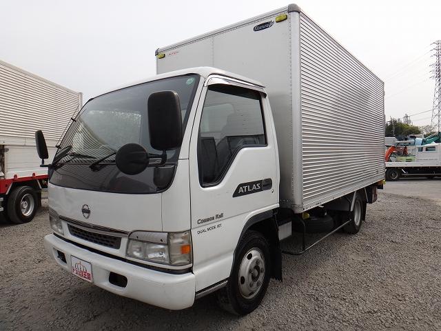 NISSAN Atlas Aluminum Van KR-APR81LV 2003 86,651km_1