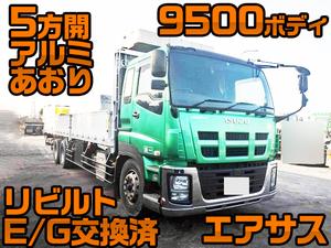 ISUZU Giga Aluminum Block LKG-CYL77A 2012 787,234km_1