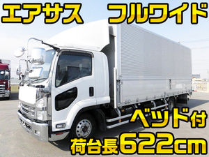 ISUZU Forward Aluminum Wing TKG-FRR90T2 2015 276,000km_1