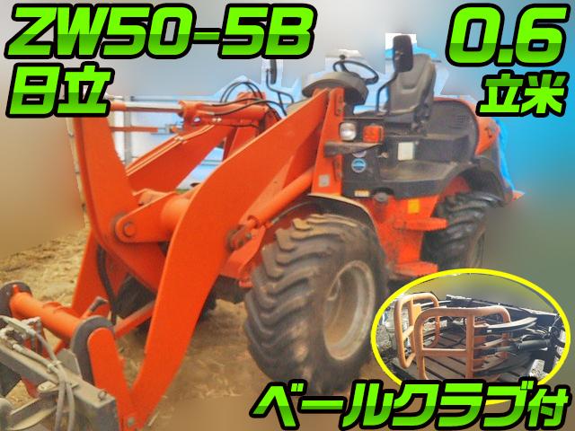 HITACHI Others Wheel Loader ZW50-5B  145.6h_1