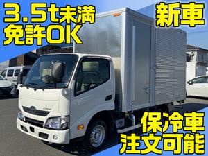 TOYOTA Dyna Aluminum Van - 2021 0km_1