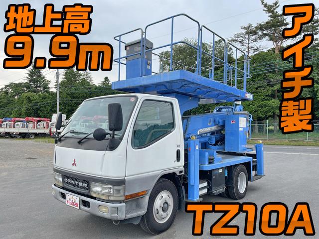 MITSUBISHI FUSO Canter Cherry Picker KK-FE53EB 2002 61,312km_1