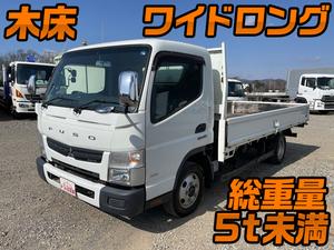 MITSUBISHI FUSO Canter Flat Body TKG-FEB50 2016 251,169km_1