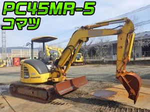 KOMATSU Others Mini Excavator PC45MR-5 2016 526h_1