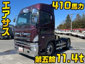 HINO Profia Trailer Head LKG-SH1EDAG 2011 648,854km_1