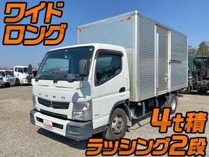 MITSUBISHI FUSO Canter Aluminum Van TKG-FEB90 2015 229,758km_1