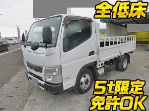 MITSUBISHI FUSO Canter Flat Body TKG-FBA20 2015 90,000km_1