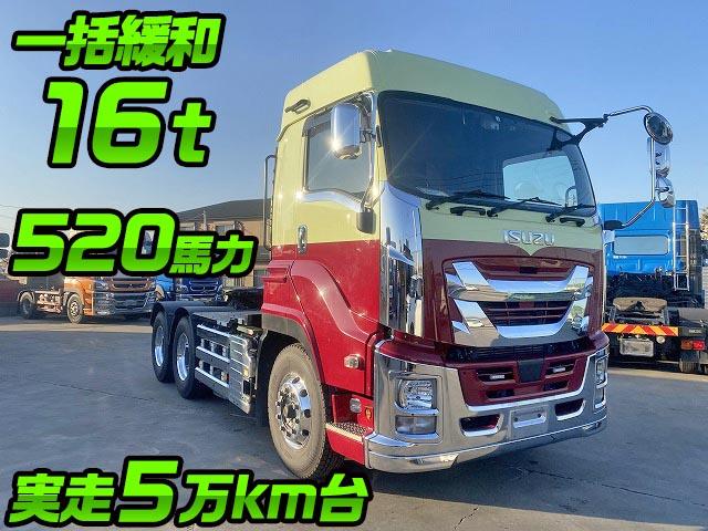ISUZU Giga Trailer Head QDG-EXZ52BJ 2018 54,000km_1