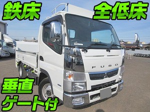 MITSUBISHI FUSO Canter Flat Body (With Power Gate) TPG-FBA00 2016 31,280km_1