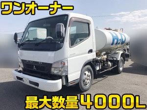 MITSUBISHI FUSO Canter Sprinkler Truck PDG-FE83DY 2007 33,867km_1